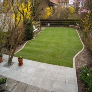 terrasse – fließende Übergänge schaffen | deingruen.de, Gartenarbeit ideen